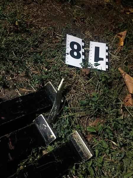 На Черкащині затримано злодія, який кинув гранату на парковку (фото)