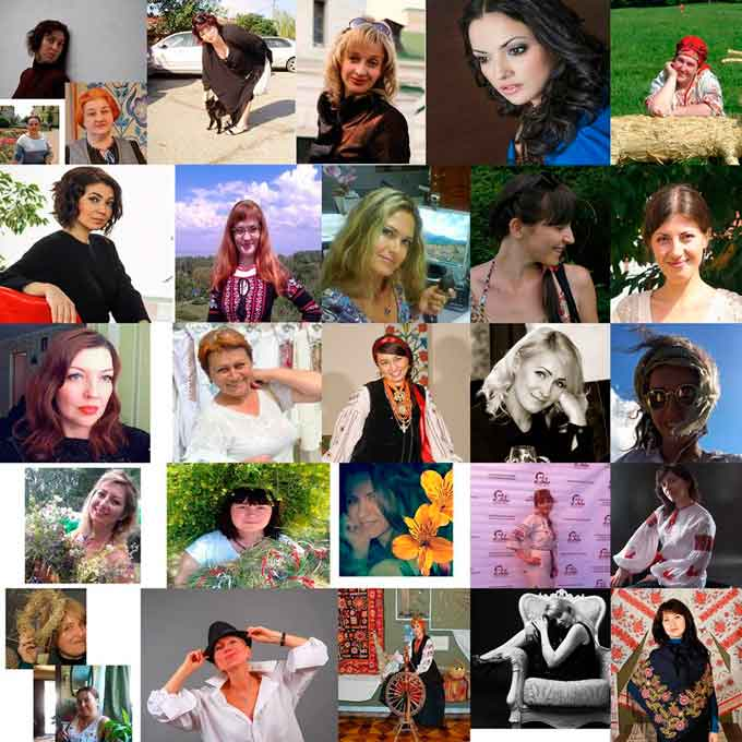 У Черкасах пройде фотовиставка «Благословенні Богом українки» (фото)