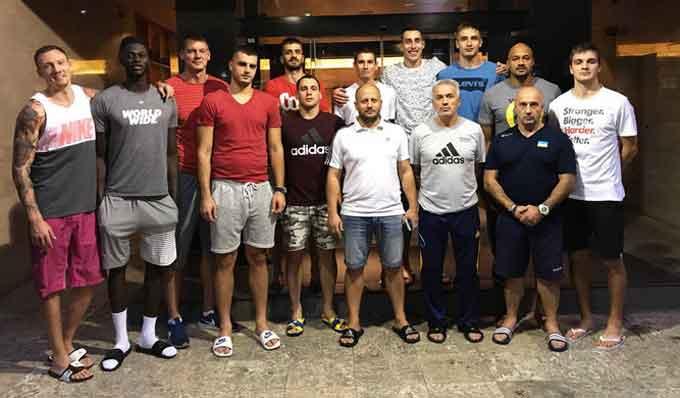 «Черкаські Мавпи» вирвали другу перемогу на турнірі у Лівані
