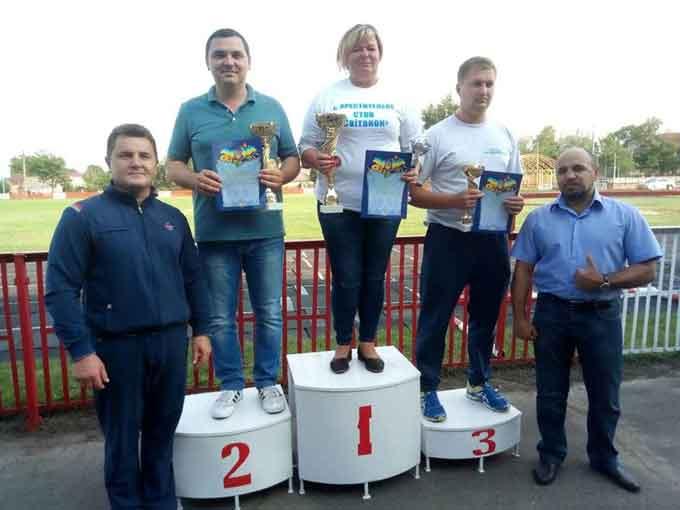 Черкаський район блискуче виступив на обласних фінальних змаганнях «Найспортивніше село черкащини 2017»