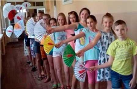 Заходи до Року Японії в Україні відбулися у ватутінській школі