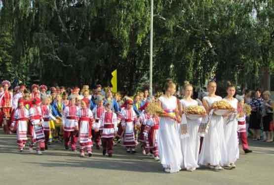 Шполяни відсвяткували День народження міста (фото)