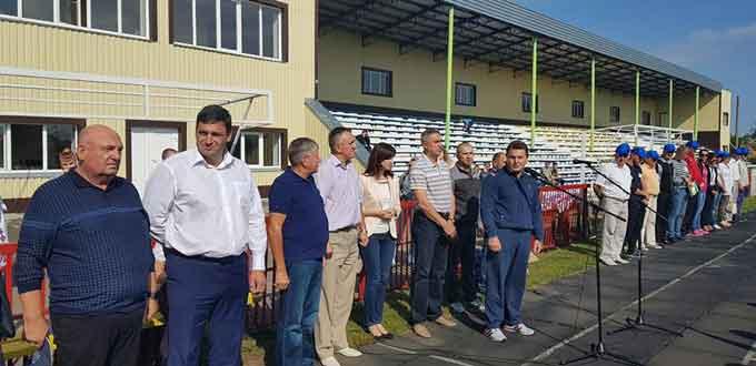 У Городищі визначили переможця змагань «Найспортивніше село Черкащини»