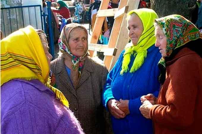 Майже третину жителів Канева складають пенсіонери за віком