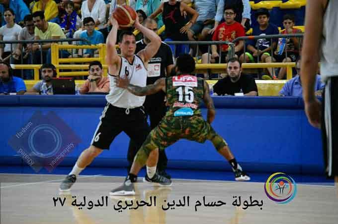 Вольовою перемогою «Черкаські Мавпи» виривають фінальну путівку турніру у Лівані
