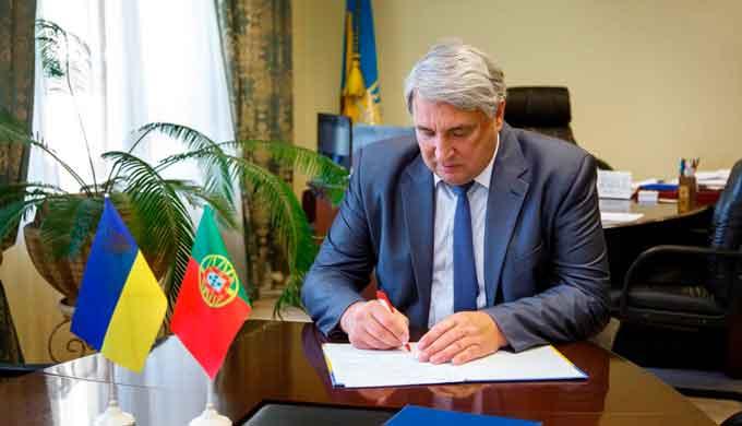 ЧІПБ уклав угоду про міжнародну співпрацю з португальським вишем