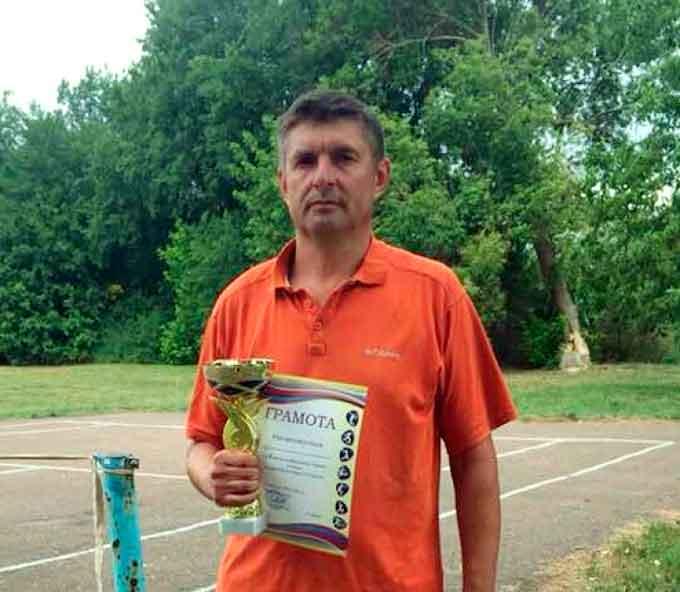 На Драбівщині визначено переможця районного турніру з тенісу
