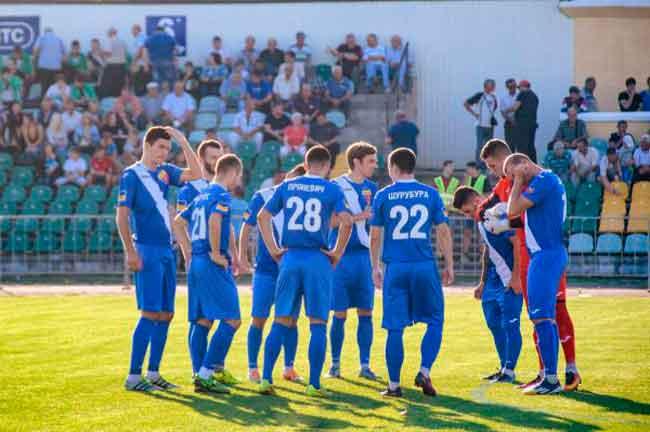 Визначена дата проведення гри «Черкаського Дніпра» з ФК «Арсенал-Київ»