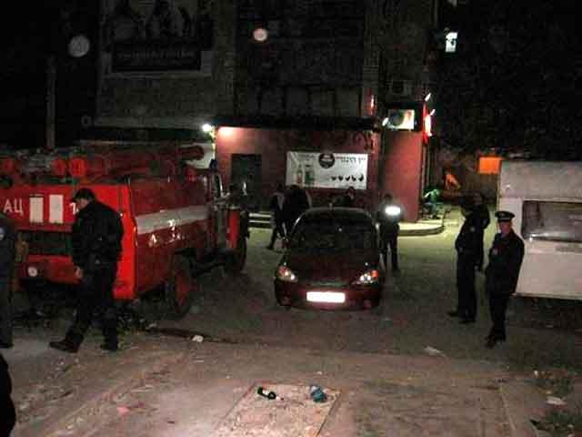 В місті Умань вибухнув невідомий предмет, зазнав ушкоджень 13-річнийгромадянин Ізраїлю (фото)