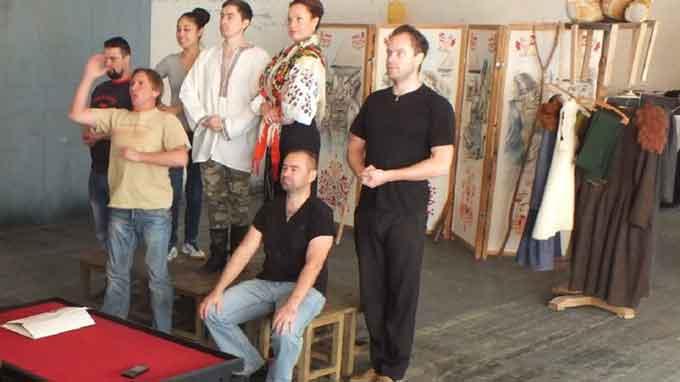 Колектив Черкаського драмтеатру обіцяє вражати глядача у новому сезоні (відео)