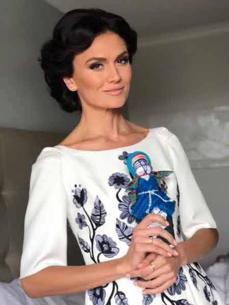 Найкрасивіша жінка планети Юліана Короченцева дала інтерв'ю (фото)
