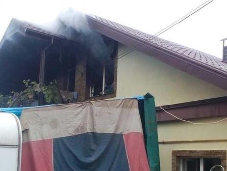 Пожежа в Умані: поліцейські врятували з палаючого будинку 12 хасидів
