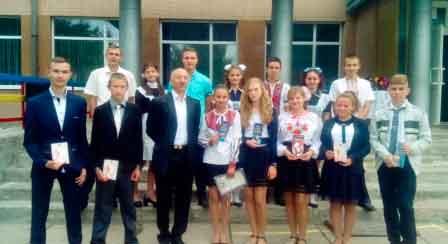 Молодь Драбівщини майбутню професію обирає вже сьогодні