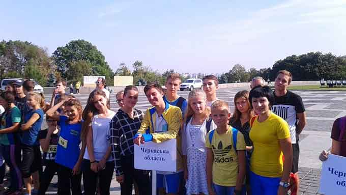 Спортсмени КДЮСШ увійшли до складу збірної команди області