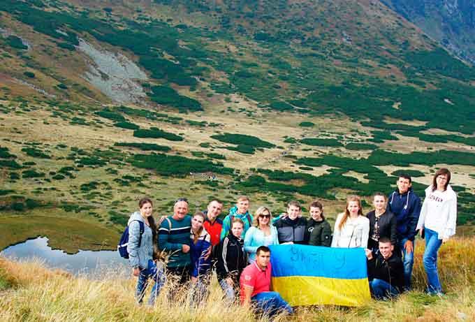 Студенти УДПУ мандрували мальовничими куточками Західної України (фото)