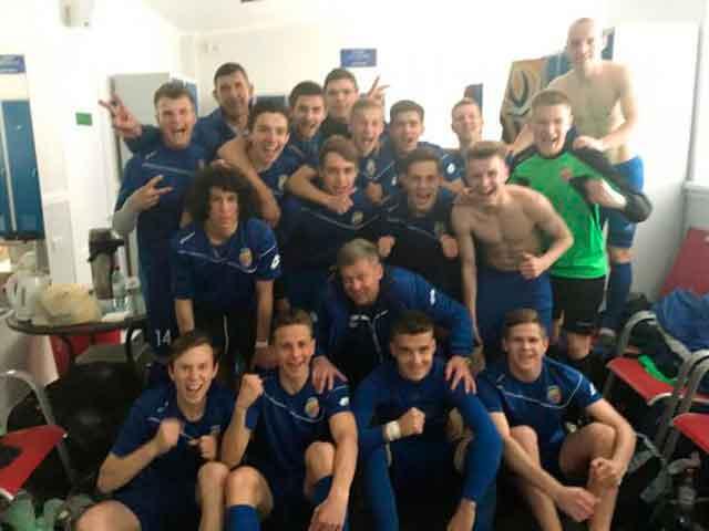 Молодіжка «Черкаського Дніпра» на виїзді перемогла СК «Дніпро» U-19