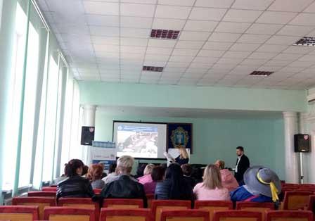 На Жашківщині провели навчання для територіальних комісій