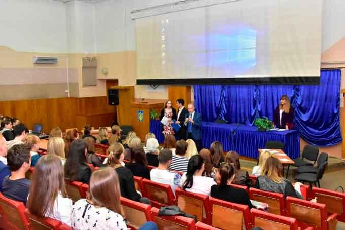 У ЧДТУ відбулась урочиста посвята в студенти вступників спеціальності «Облік і оподаткування»