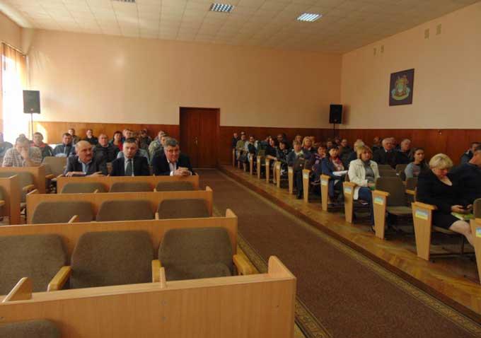 У Звенигородці відбувся круглий стіл з учасниками АТО