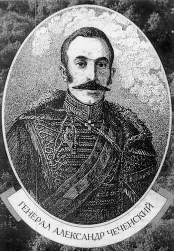 Олександр Миколайович Чеченський