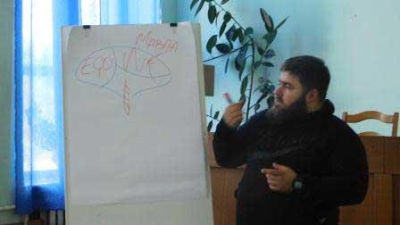 Шполянських атовців консультував київський психолог