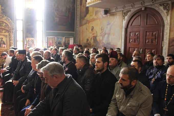Відбулися збори духовенства Черкаської єпархії УПЦ КП