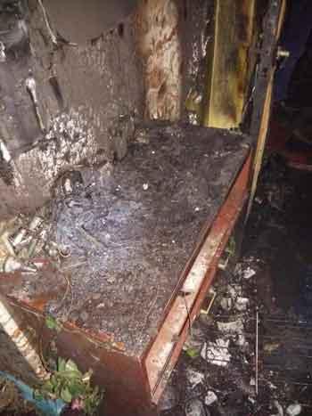 У Кам'янці рятувальники під час пожежі врятували 4 осіб, з яких 2 дітей