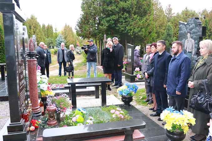 Уманчани вшанували пам'ять загиблих Героїв