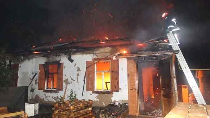 У Смілі під час пожежі загинув 31-річний чоловік