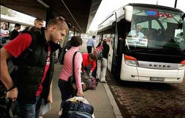 Серед найпопулярніших у трудових мігрантів країн переважають Польща