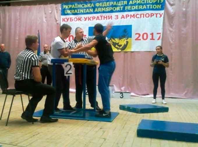 Вихованці БМЦ секції «Армспорт» ввійшли до кращих спортсменів України