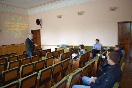 У Чигирині проведено семінар «Психологічна реабілітація учасників АТО»