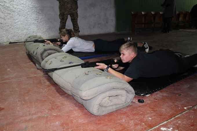 Турнір з кульової стрільби відбувся на Чорнобаївщині