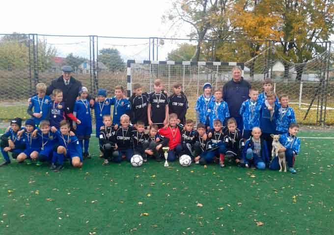 У Черкаському районі відбувся Кубок з міні-футболу серед юнаків