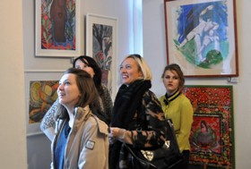В обласному художньому музеї відвідувачів чекають «ДІАЛОГИ-VIII»