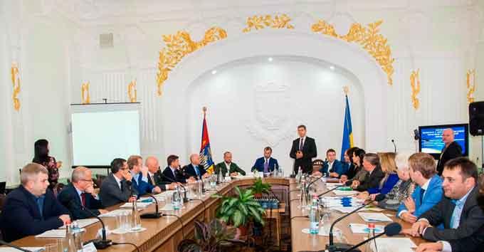 В УДПУ відбулося виїзне засідання комітету Верховної Ради України