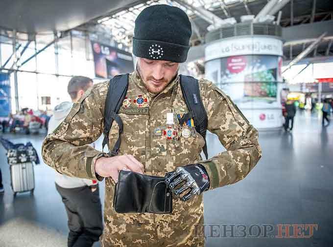 «Була спокуса лишитись у США, але тоді я б нічого не зробив для України», – черкаський АТОвець