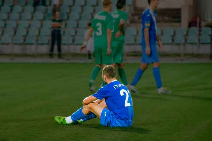 Андрій Сторчоус: дуже хочу якомога швидше повернутися у стрій та допомогти команді