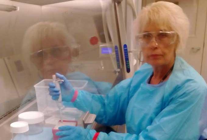 Черкаський науковець стажувалася в Грузії з питань біобезпеки