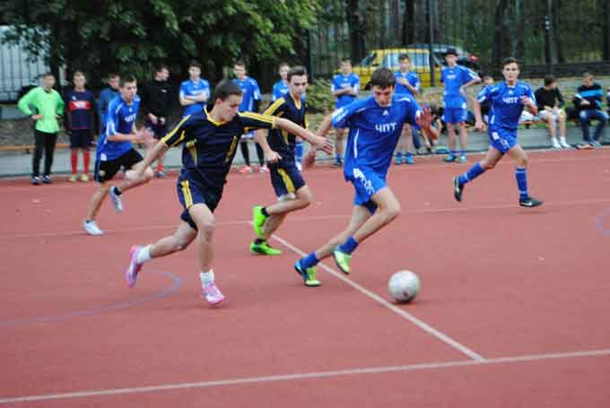 Завершився Чемпіонат міста Черкаси з футзалу