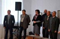 У Черкаському художньому музеї відбулось відкриття виставки, присвяченої світлій пам'яті поета Володимира Затуливітра