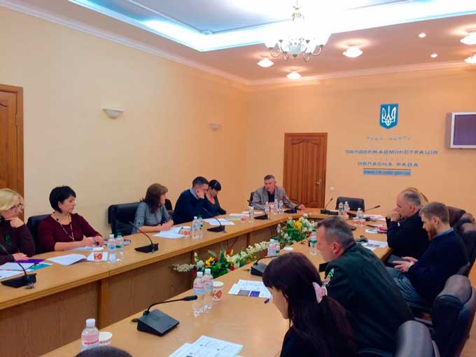 Круглий стіл «Стан дотримання прав людини в Черкаській області» виявив основні проблеми
