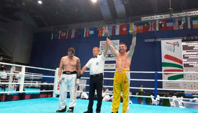 Співробітник ЧlПБ lгор Приходько здобув бронзу на Чемпіонаті світу з кікбоксингу WAKO 2017