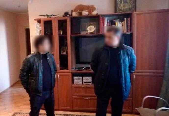 Силовики затримали чиновника Черкаської міськради (фото)