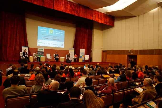 На Черкащині відбувся громадський форум «Грантуємо зміни 3.0» (фото)