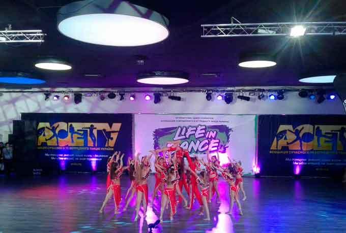 72 нагороди привезли черкаські танцівники з Першості Європи