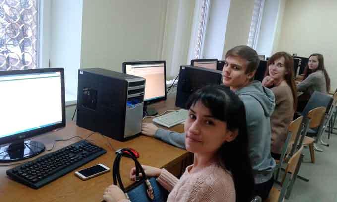 У Черкасах відбувся І етап Всеукраїнської студентської олімпіади з дисциплін «Міжнародна економіка» та «Менеджмент»