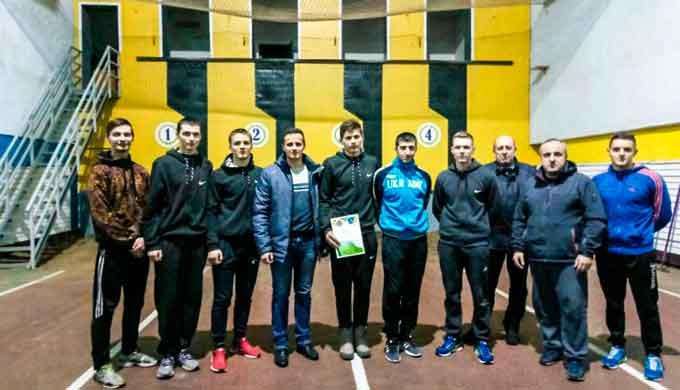 Команда ЧlПБ – бронзові призери турніру з пожежно-прикладного спорту «Різдвяні старти»