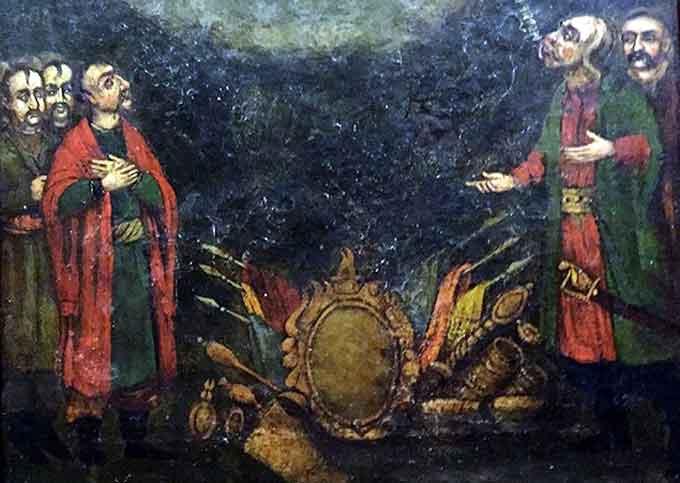 Куди поділися клейноди Запорозької Січі, знайдені черкащанином з Вільного Козацтва?