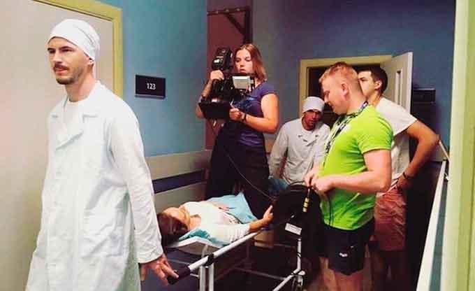В Україні відзняли 95-серійну мелодраму про життя у Черкасах